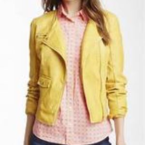 NWT Members Only Moto Jacket